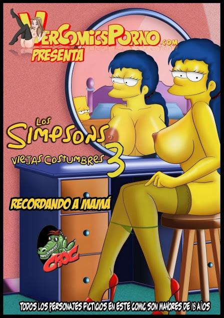 Margie Hentai Simpsons