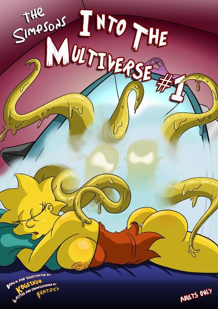 Simpsons Hentai marge, lisa incest