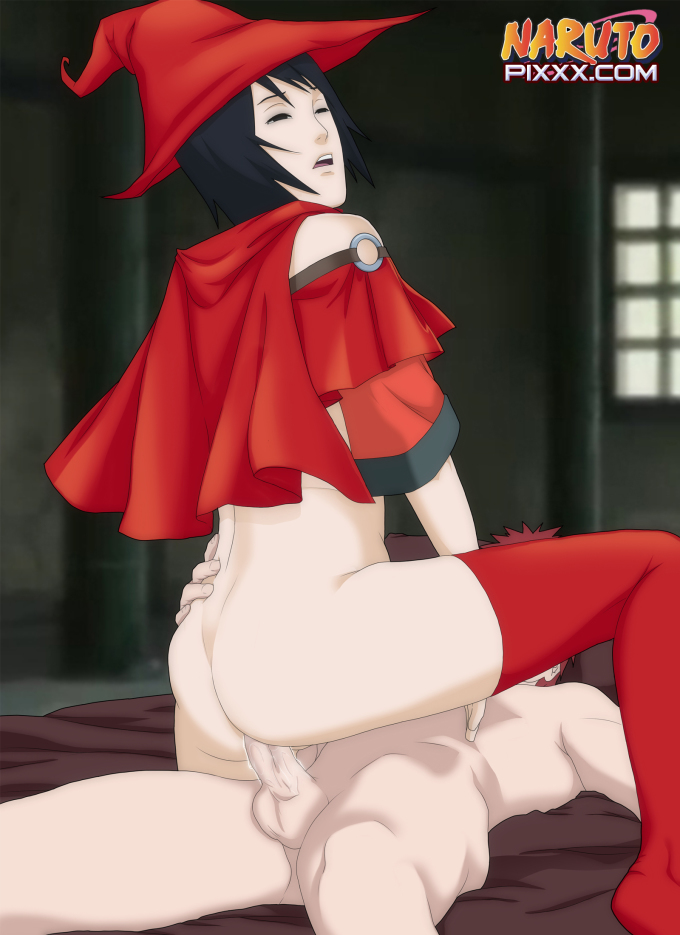 Sakura gets anal fucked by naruto - 3 part 10