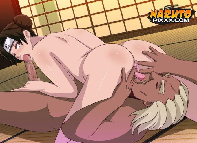 Tenten naruto hentai