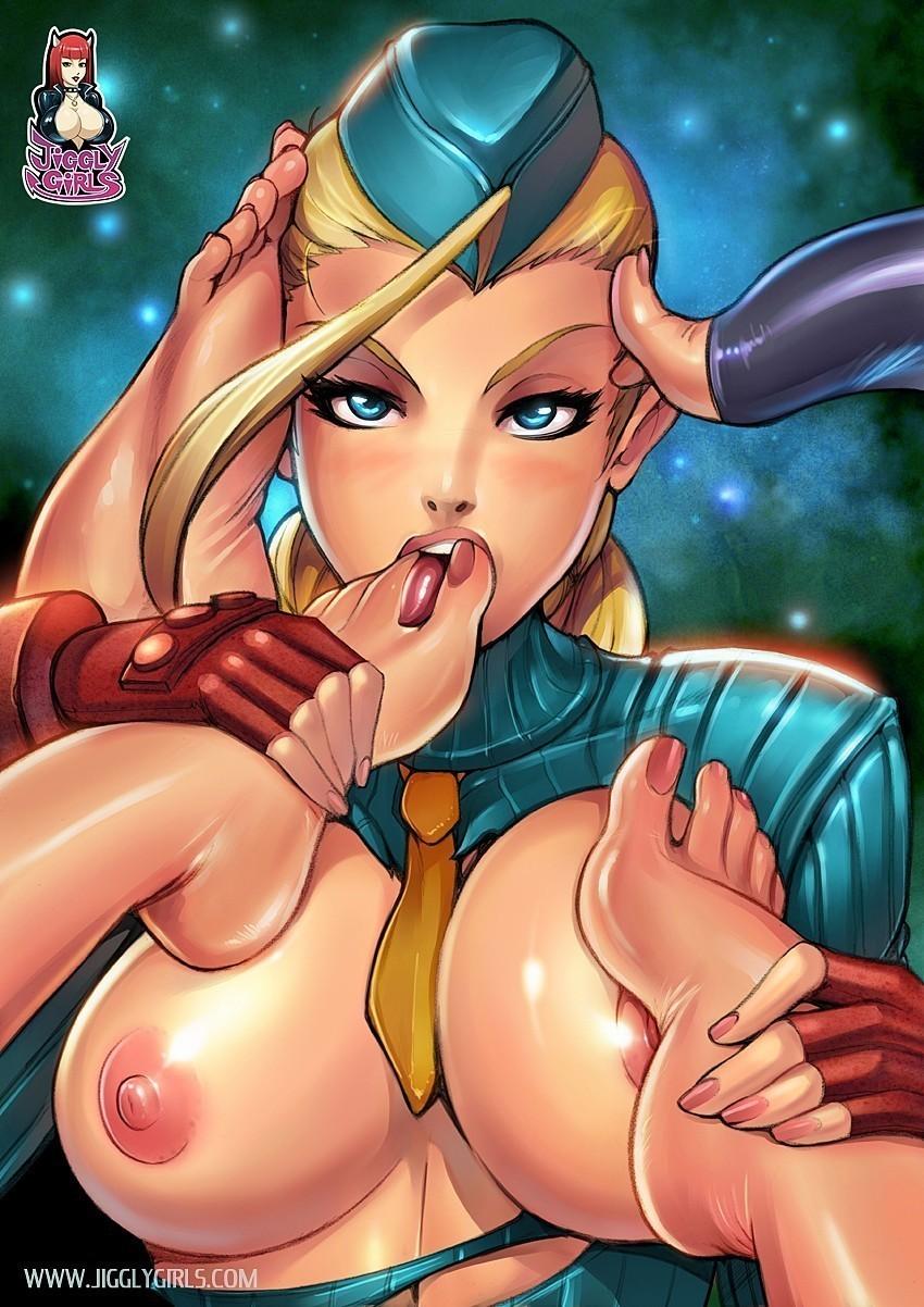 Cammy Street Fighter Hentai