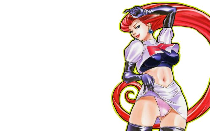 Jessie Pokemon Hentai