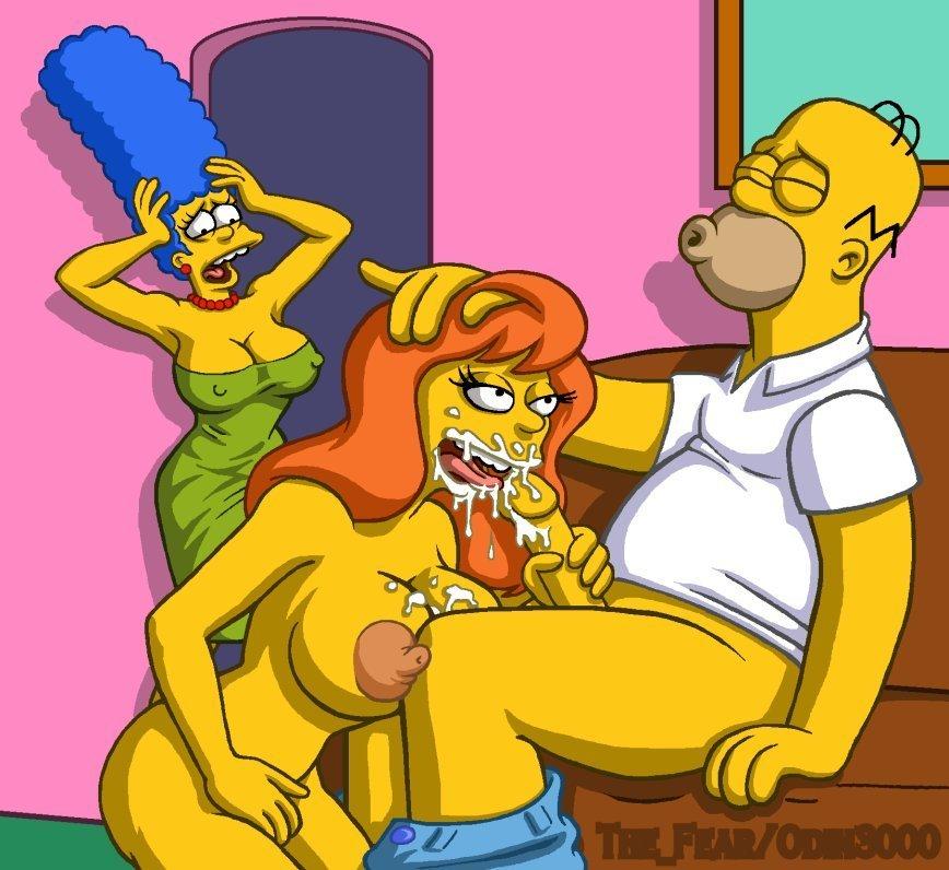 Marge Simpson Hentai