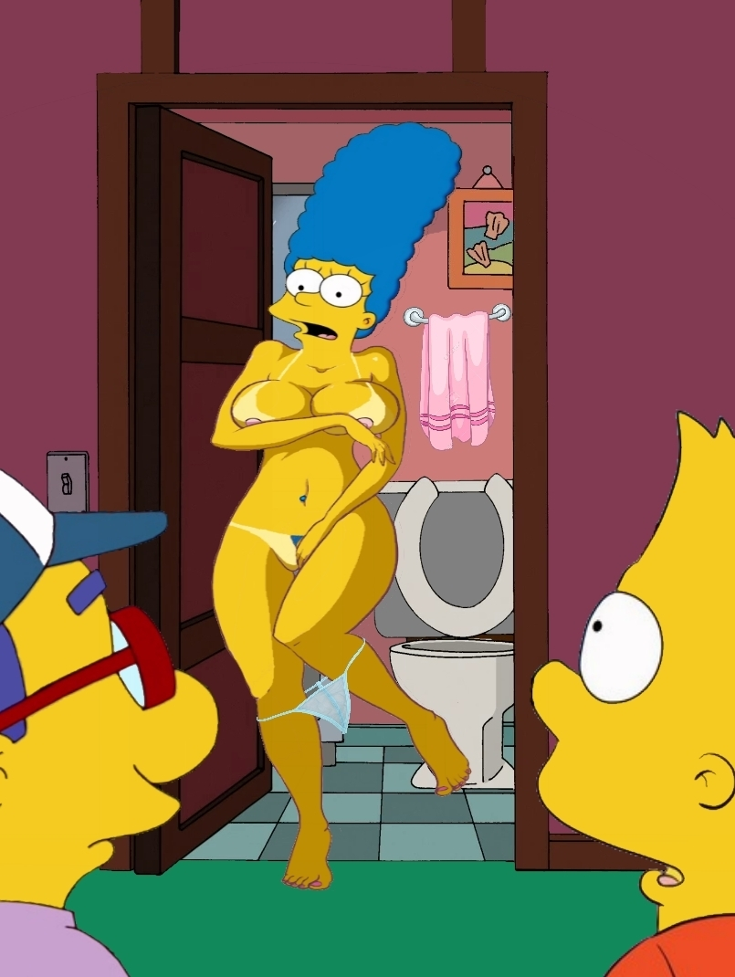Marge simpson naked pictures, amature black porn