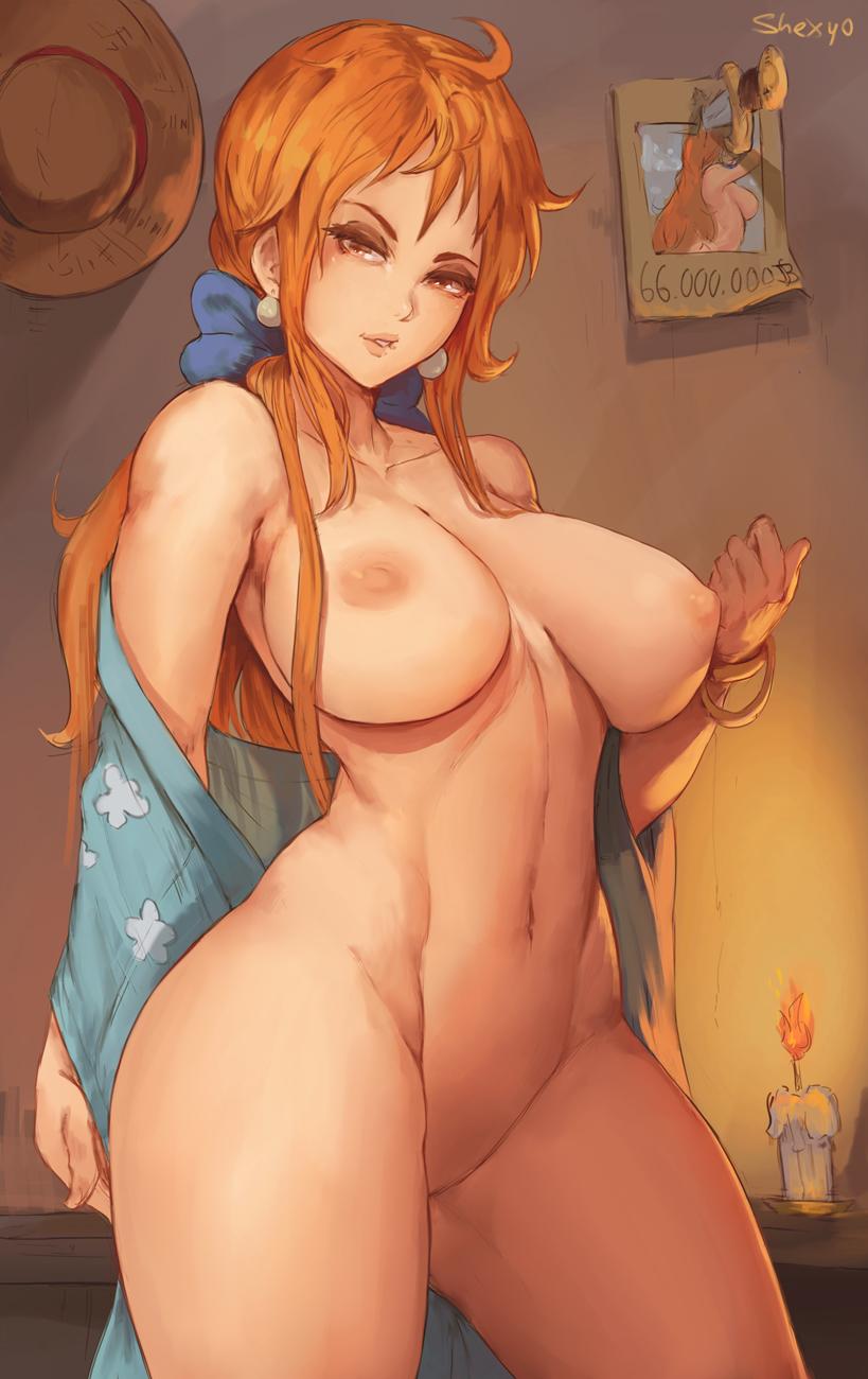Nami big boobs